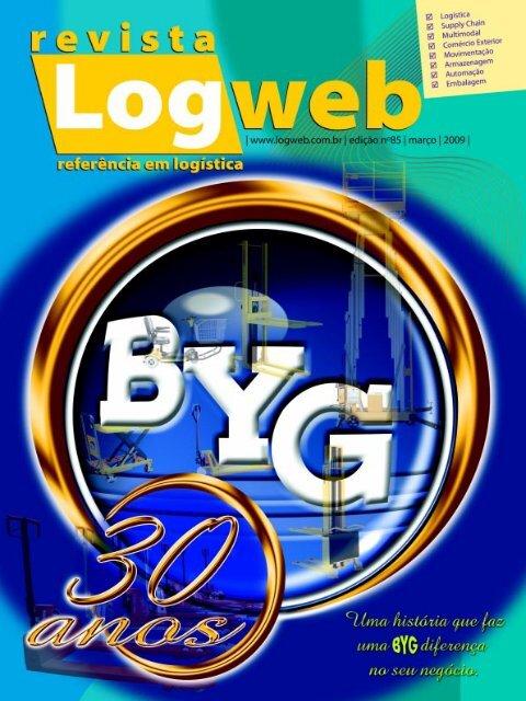 Edição 85 download da revista completa - Logweb