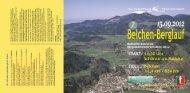 Ausschreibung Belchen-Berglauf 2012.pdf - Belchen-Berglauf - TuS ...