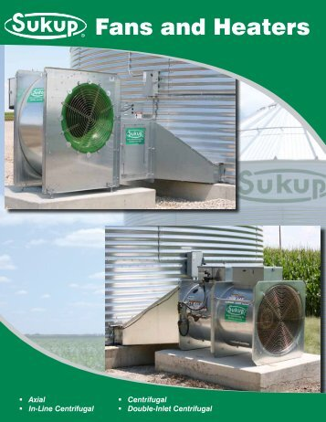 Fans and heaters sukup mfg co pdf catalogs   technical.