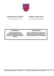 Verordnung für den Betrieb des Recyclinghofes und -_C0000-205