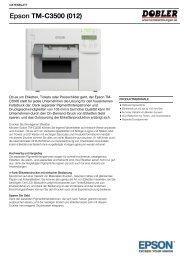 Epson TM-C3500 - Dobler GmbH Dobler GmbH