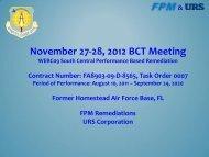 FINAL HAFB-BCT Meeting 11.27.12