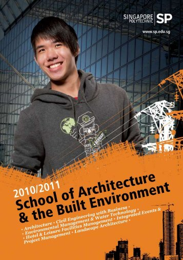 School of Architecture & the Built Environment - Singapore Polytechnic