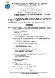 2.885 - Prefeitura de Peruíbe