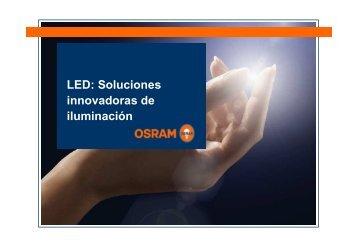 LED: Soluciones innovadoras de iluminación