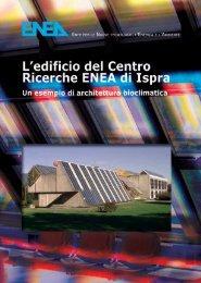 L'edificio del Centro Ricerche ENEA di Ispra