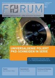 Wernesgrüner Werkzeugsymposium Innovation und ... - oelheld GmbH