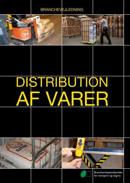Distribution af varer - BAR transport og engros