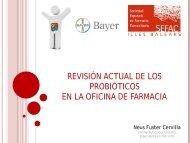 Revisión actual de los probióticos en la farmacia comunitaria - SEFaC