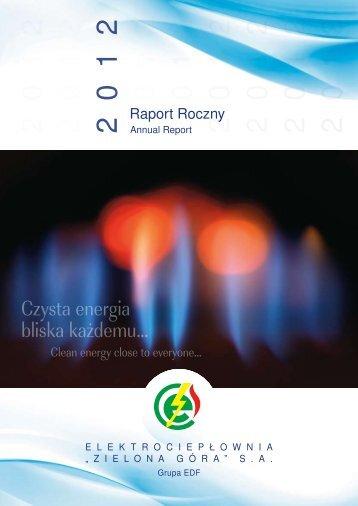 """Czysta energia bliska każdemu... - Elektrociepłownia """"Zielona Góra"""""""