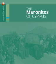 Maronites - Ministry of Foreign Affairs