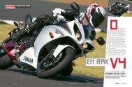 PROVKÖRNING - Motorrad