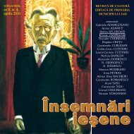 seria a treia, an II, nr. 4, aprilie 2010 - Insemnari Iesene