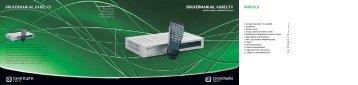 Brukerveiledning C1201 dekoder - PDF - Canal Digital Kabel-TV