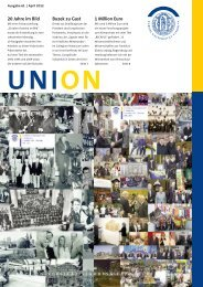 UNIon - Europa-Universität Viadrina Frankfurt