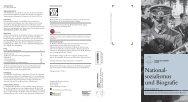 """Tagungsprogramm """"Nationalsozialismus und Biografie"""" - NS ..."""