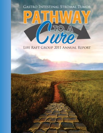 Life Raft Group 2011 Annual Report - The Life Raft Group