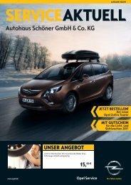 download SERVICE AKTUELL - Autohaus Schöner Cadolzburg