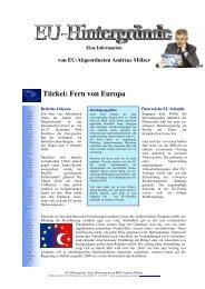Türkei - Fern von Europa - Andreas Mölzer