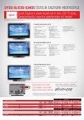 Uydu alıcısı içinde LCD TV, 1 yıllık Digiturk HD ve 6 aylık ... - Arçelik - Page 4