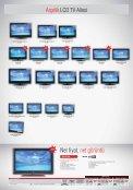 Uydu alıcısı içinde LCD TV, 1 yıllık Digiturk HD ve 6 aylık ... - Arçelik - Page 5