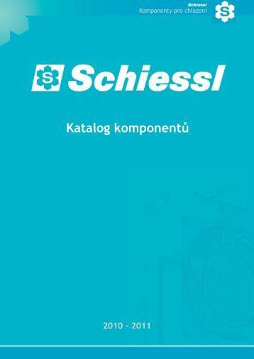 Katalog 2010/2011 - Schiessl s.r.o.