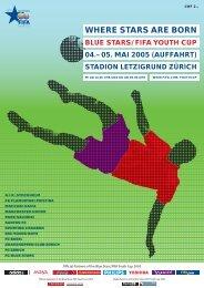 Gesamtes Turniermagazin als pdf (4 MB) - 75. Blue Stars/FIFA Youth ...