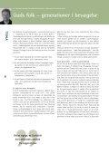 TEMA GENERATIONER OG LIVSSTILE - DanskOase.dk - Page 6