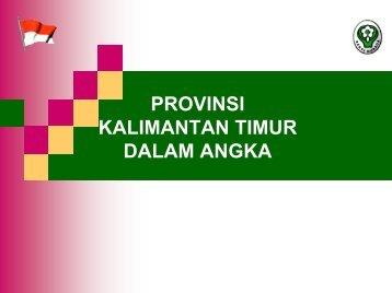 profil pengelolaan obat di kab/kota se provinsi kalimantan timur