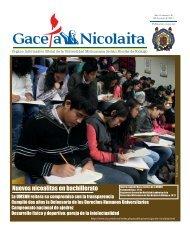 Nuevos nicoalitas en bachillerato - Coordinación de la Investigación ...
