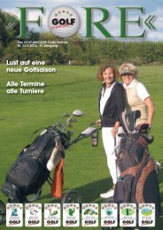 FORE 01/2012 - Golf absolute