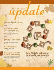 October '08 New Product Update WITHOUT PRICES - helby import ...