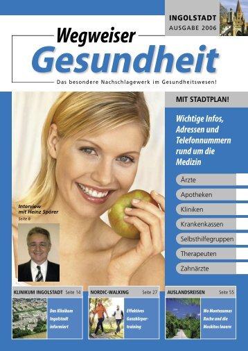 Ausgabe 2006 (PDF) - AVM Anzeigen-Verlag und Marketing GmbH