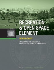 Revised Draft of the Recreation and Open Space Element
