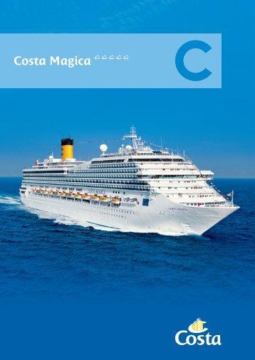 Costa Magica 1 1 1 1 1 - Net-Tours GmbH