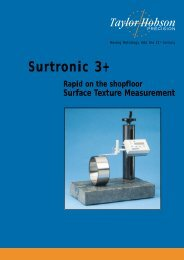 Surtronic 3+