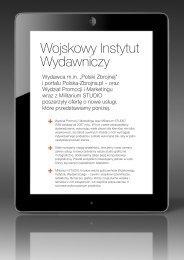 Oferta WIW - Polska Zbrojna