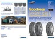 Die neuen Goodyear Lenk- und Antriebsachsreifen für ... - Fleet first