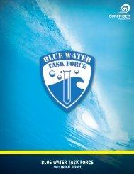 BWTF 2011 Annual Report - Surfrider Foundation
