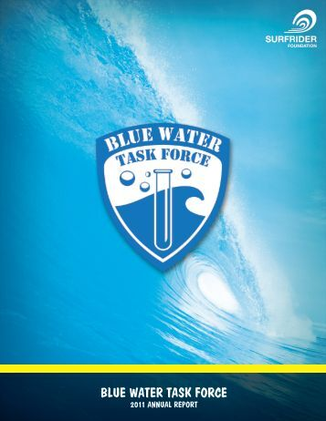 BWTF 2011 Annual Report - Surfrider Foundation