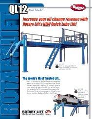 Ql12 - Rotary Lift