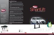 SmartLift - Rotary Lift