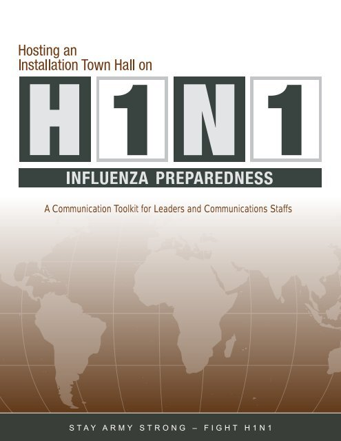 A Communication Toolkit for Leaders and Communications Staffs
