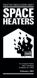 What You Should Know About Space Heaters - Bonita-Sunnyside ...