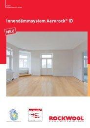 Broschüre Aerorock ® ID - Energieausweis