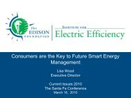 Consumers are the Key to Future Smart Energy Management