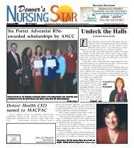 Undeck the Halls - Denver's Nursing Star
