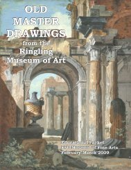 old master drawings - Museum of Fine Arts - Florida State University