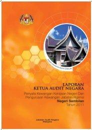 Negeri Sembilan - Jabatan Audit Negara