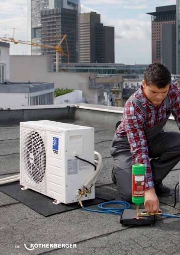 Refrigeration and Air- Conditioning Equipment - Rothenberger